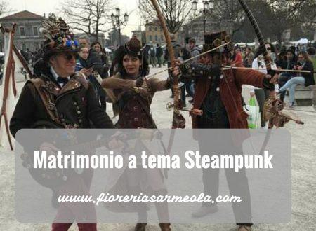 Matrimonio a tema Steampunk