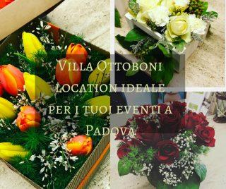Villa Ottoboni location ideale per i tuoi eventi a Padova