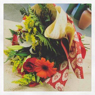 Regalare un bouquet di fiori
