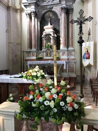 Matrimonio Chiesa San Sabino Torreglia