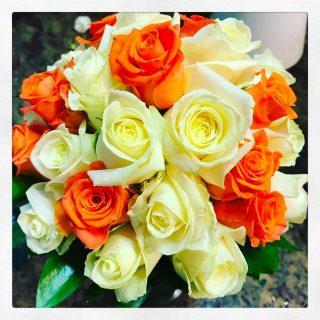 Bouquet Sposa Arancio.3 Idee Per Un Matrimonio Bianco E Arancio Idee Fiorite