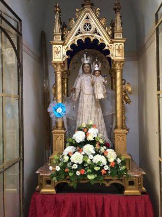 Madonna del Carmine San Sabino Torreglia