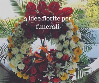 3 idee fiorite per funerali