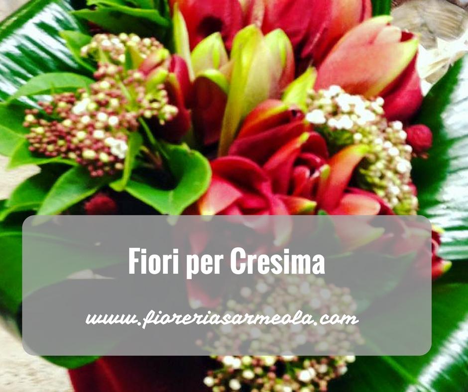 Preferenza Fiori per Cresima | Idee fiorite LU28