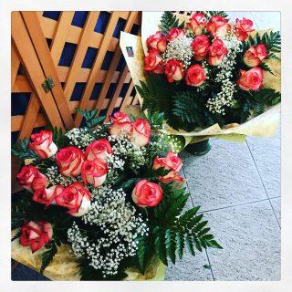 Bouquet per Cresima da regalare alle catechiste