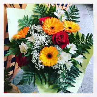 Bouquet di fiori per mamma