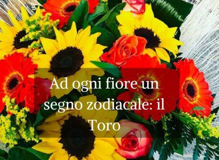 Ad ogni fiore un segno zodiacale: il Toro