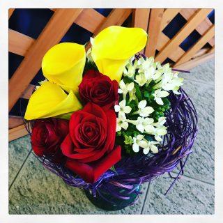Nido Fiorito, un mini bouquet