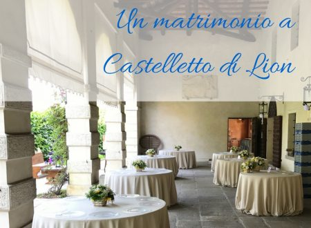 Un matrimonio a Castelletto di Lion