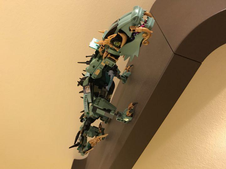 Lego NinjaGo tutorial