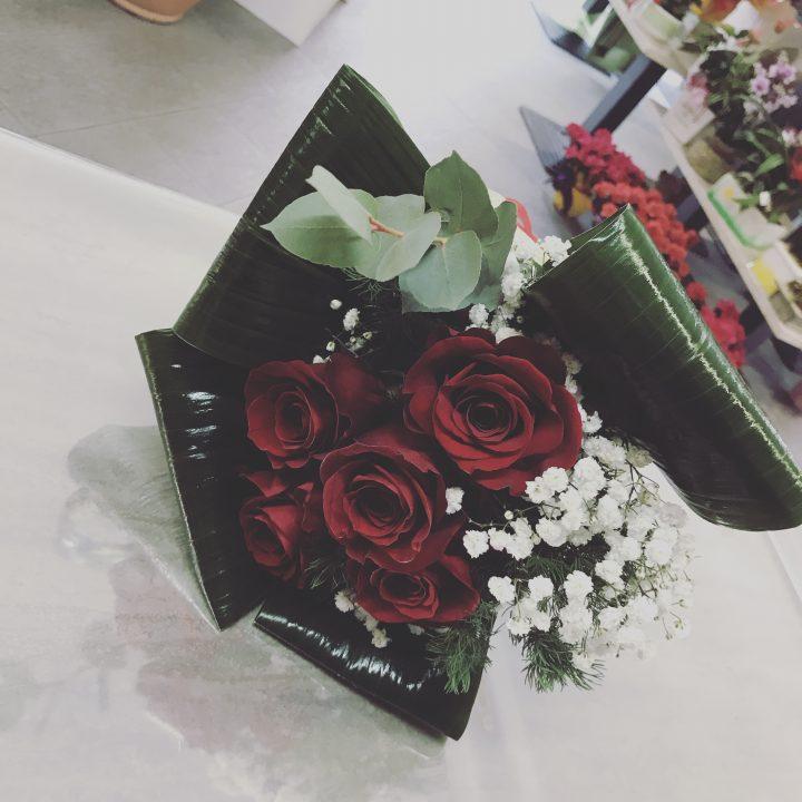 immagine rose rosse