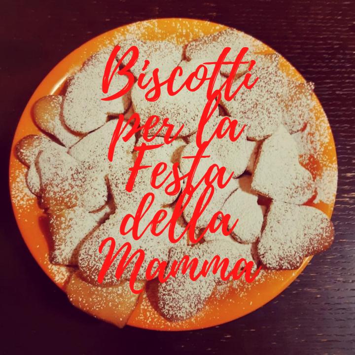 biscotti per la mamma